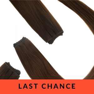 "wefts 16""-18"" LAST CHANCE"