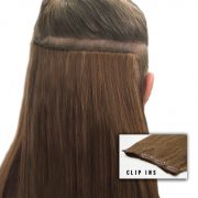 Clip In Hair Fitting