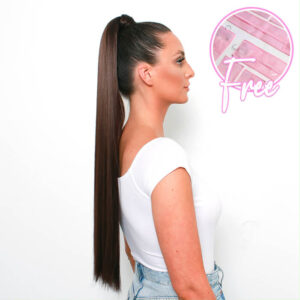 TOO GOOD TO BE TRUE PONYTAILS